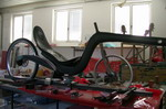 Carbon Recumbent Workshop 2004